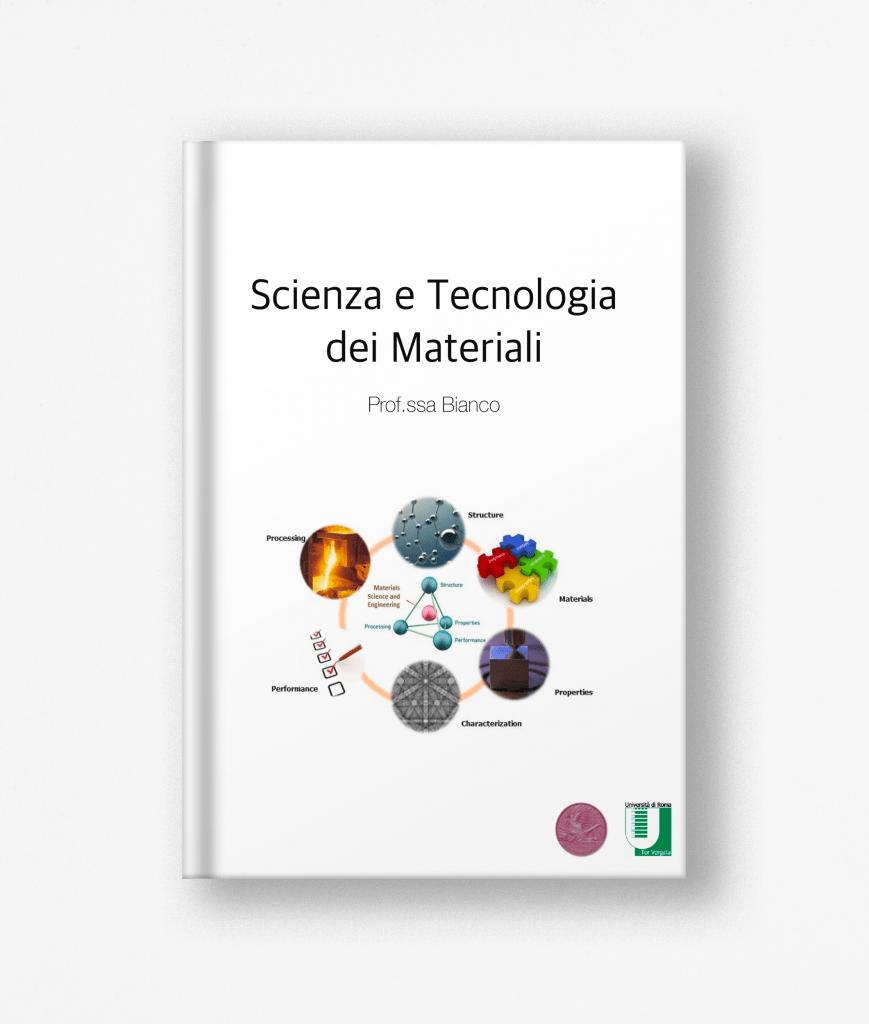 scienza tecnologia dei materiali notes appunti