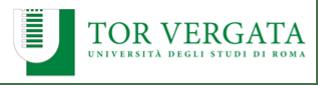 Università degli studi Roma Tor Vergata